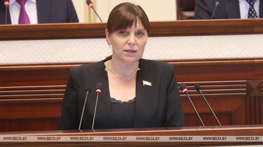 Людмила Нижевич. Фото из архива