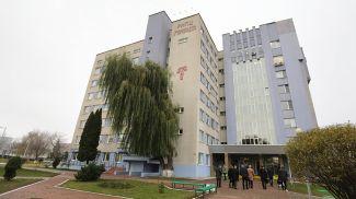 РНПЦ травматологии и ортопедии. Фото из архива