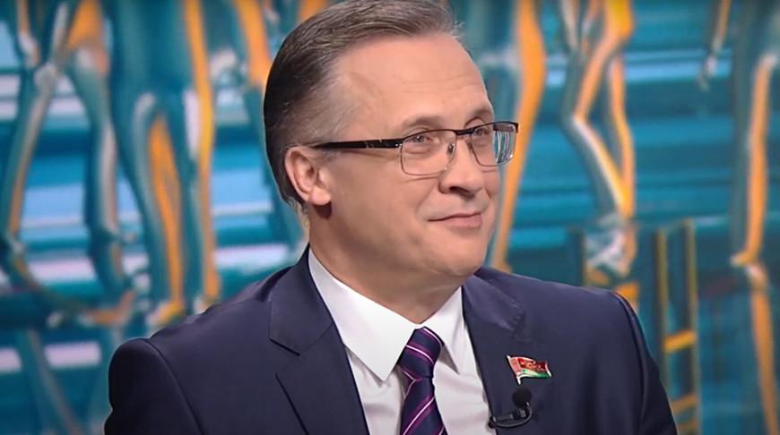 Андрей Савиных. Скриншот из видео ОНТ