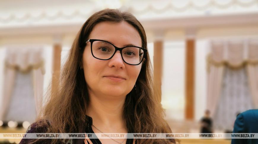 Анна Ильинец