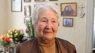Аэлита Самсонова. Фото из архива