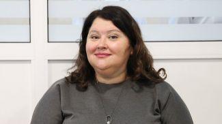 Марина Шкроб. Фото из архива