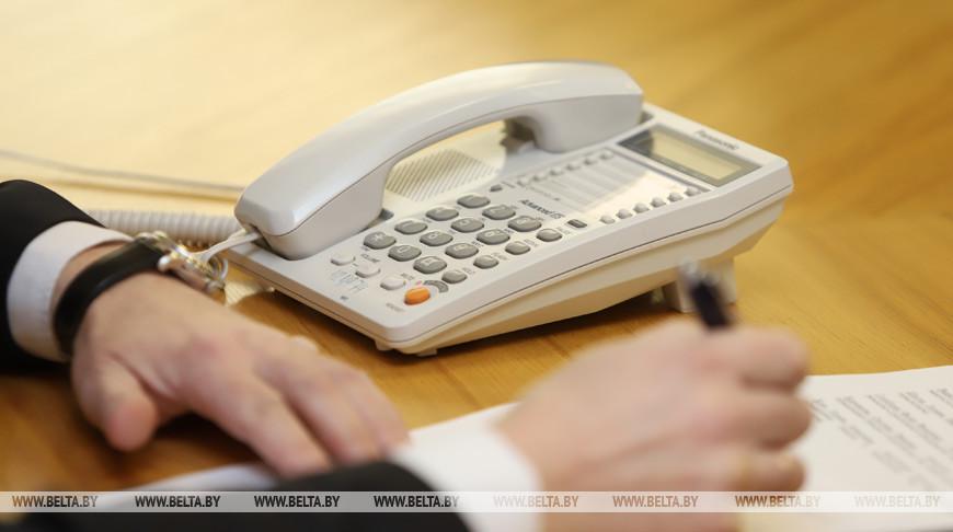 Маркевич проведет прямую телефонную линию 2 января
