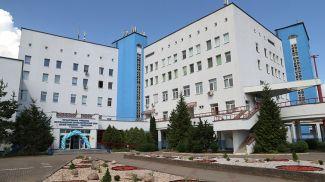 РНПЦ детской онкологии. Фото из архива