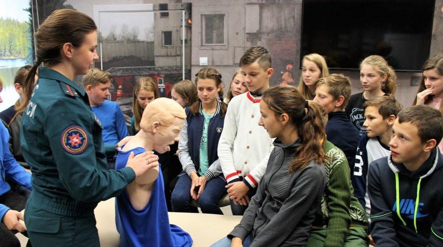 В Гродно откроют центр безопасности МЧС
