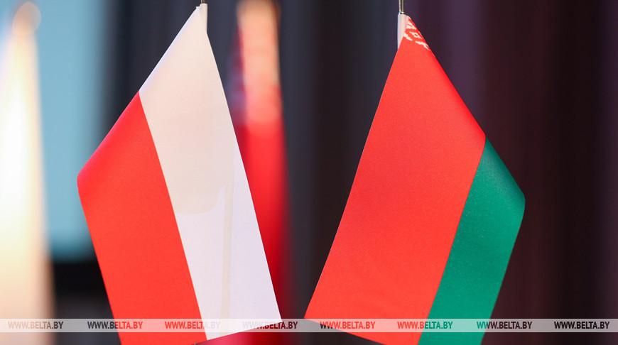 Каменецкий район и польская Гайновка намерены укреплять сотрудничество