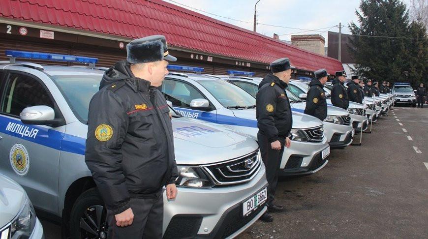 Фото Гомельского областного управления Департамента охраны