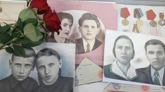 В музее школы №28 Витебска. Фото из архива
