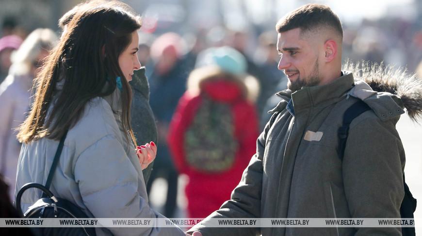 Пинск примет эстафету молодежной столицы Беларуси 30 января