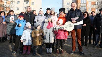 Ольга и Сергей Брух и их воспитанники