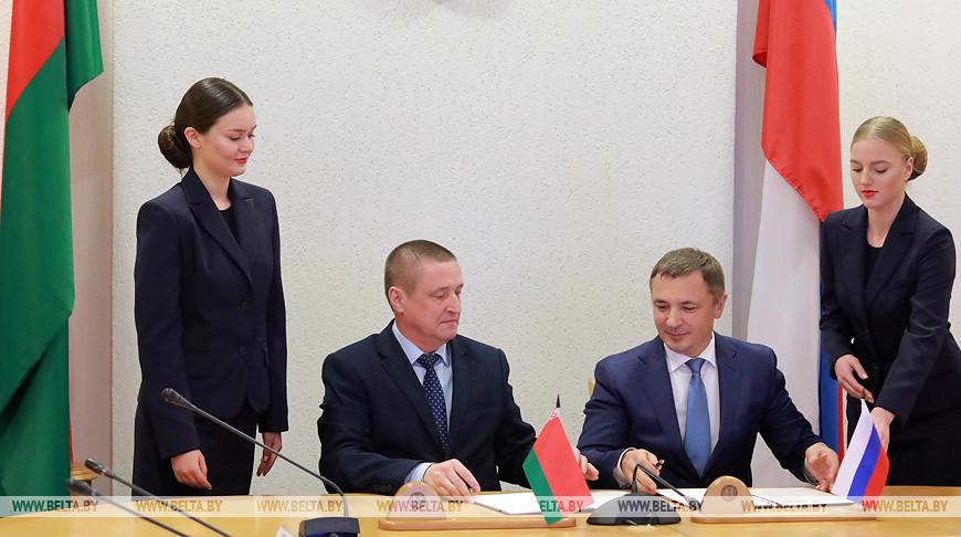 Леонид Заяц и Олег Малащенко