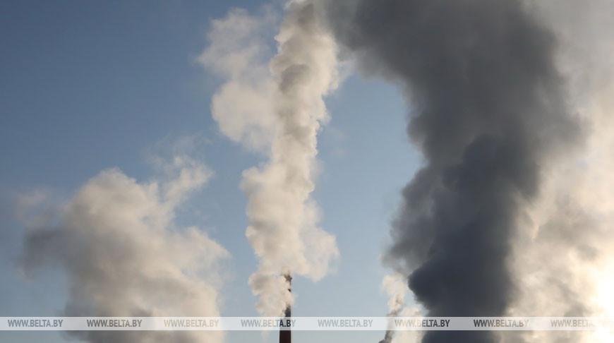 В Брестской области выбросы в атмосферу за год снизились почти на 600 т