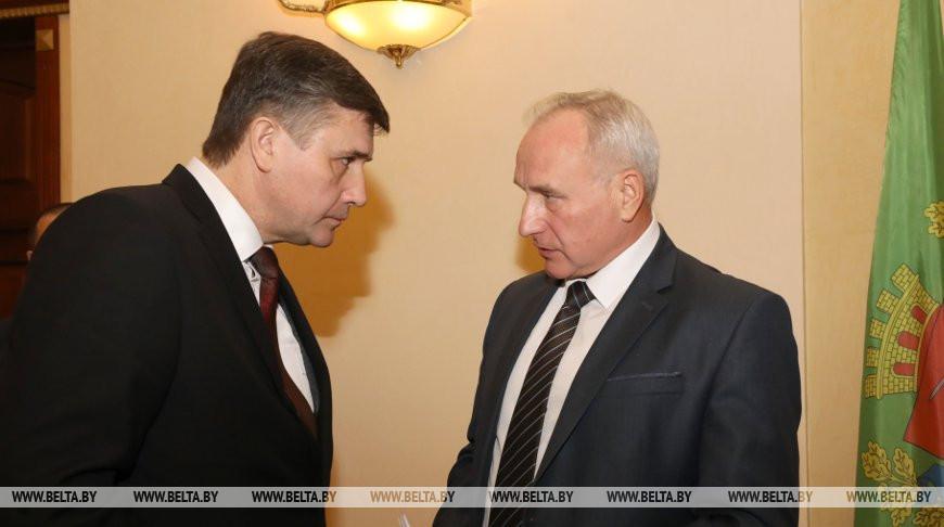 Вадим Зарянкин и Николай Шерстнев