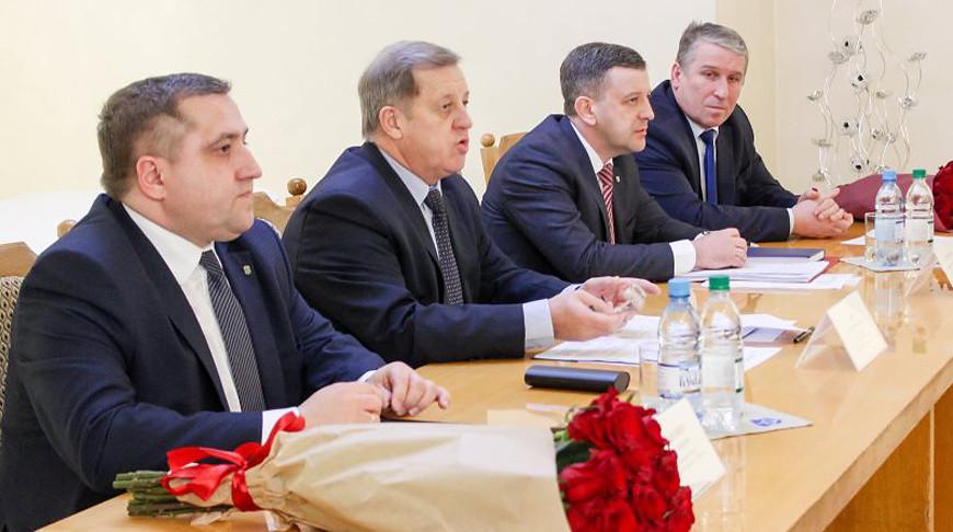 Акцент на экономику и строительство - Лис представил нового главу Московского района