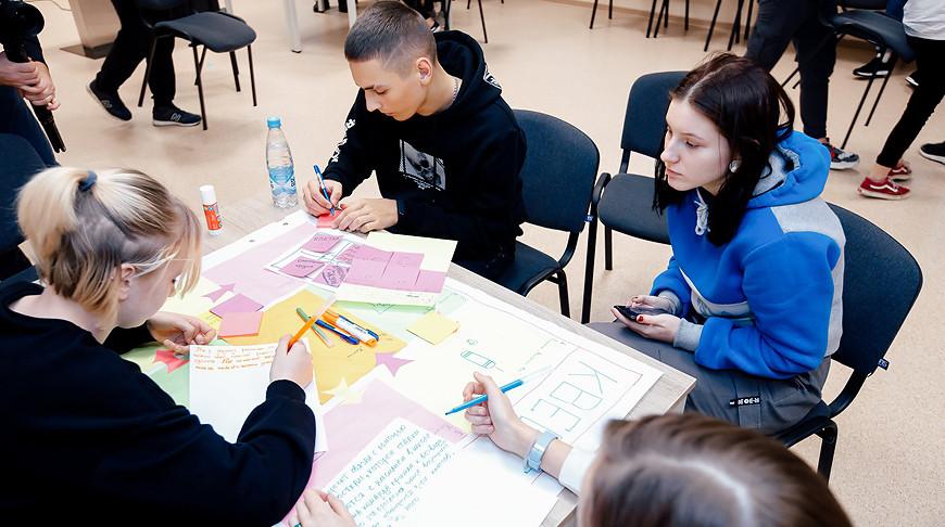 Фото представительства Детского фонда ООН (ЮНИСЕФ) в Беларуси