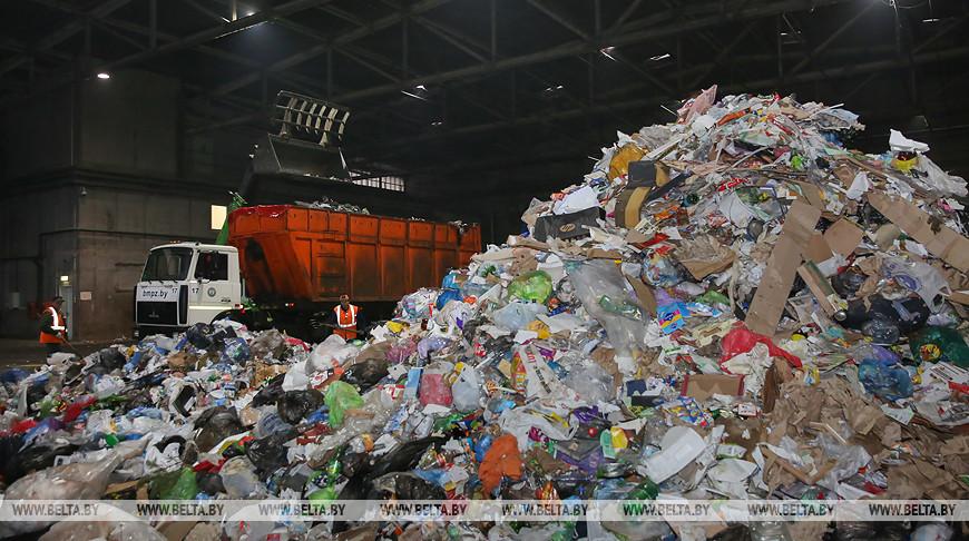 Просто разделяй: как на Брестском мусороперерабатывающем заводе извлекают ВМР