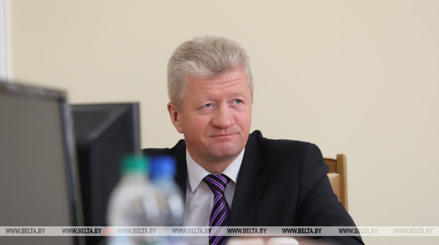 Барановичи серьезно шагнули в своем развитии - Маркевич