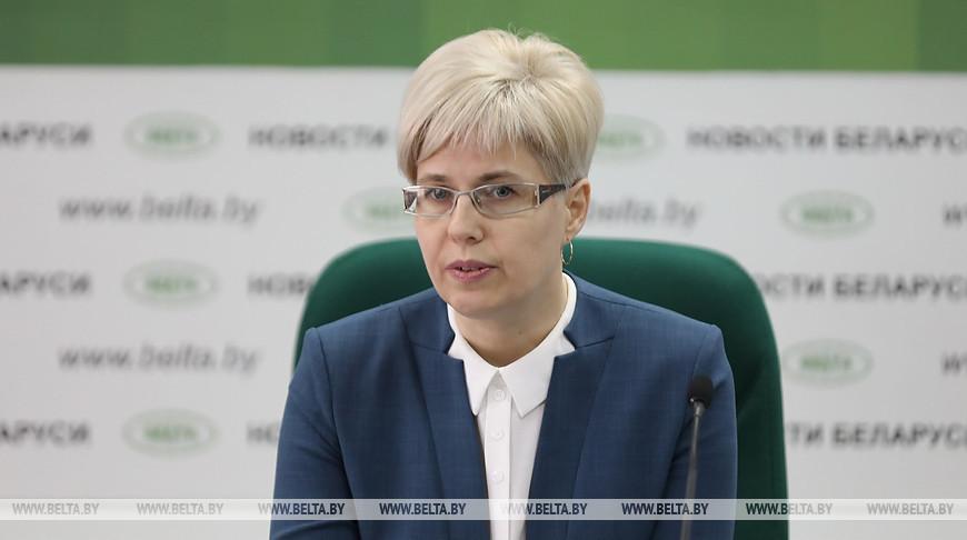 Ирина Гонтарева. Фото из архива