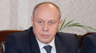 Федор Колончук. Фото из архива