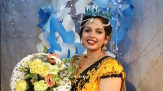 Мисс Грация International Париста Смит из Шри-Ланки