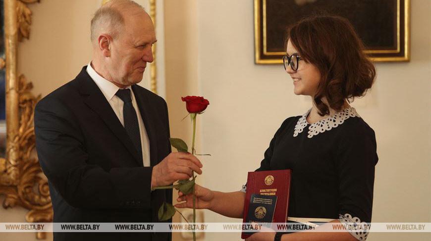 Владимир Кравцов и Кристина Ульянка
