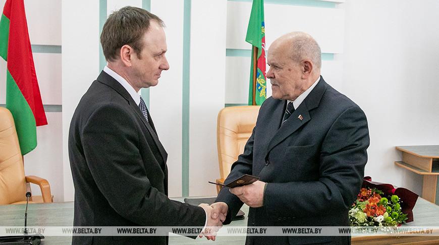 Владимир Годяцкий и Леонид Анфимов