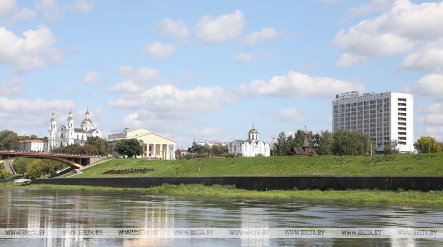 Витебск. Фото из архива
