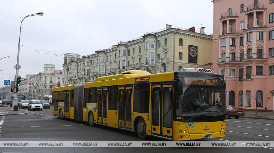 График городского транспорта в Минске изменится из-за переноса рабочих дней