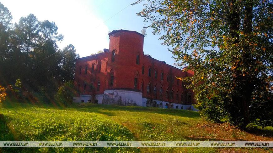 """Корпус до реконструкции. Фото из VK-аккаунта Госпиталь ИВОВ """"Юрцево"""""""