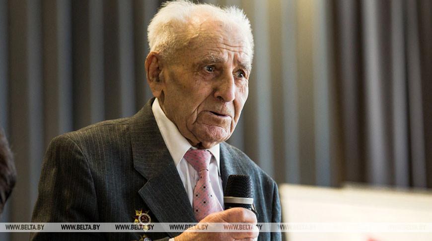 Душа радуется за отношение к ветеранам - участник Сталинградской битвы о поздравлении с 9 Мая