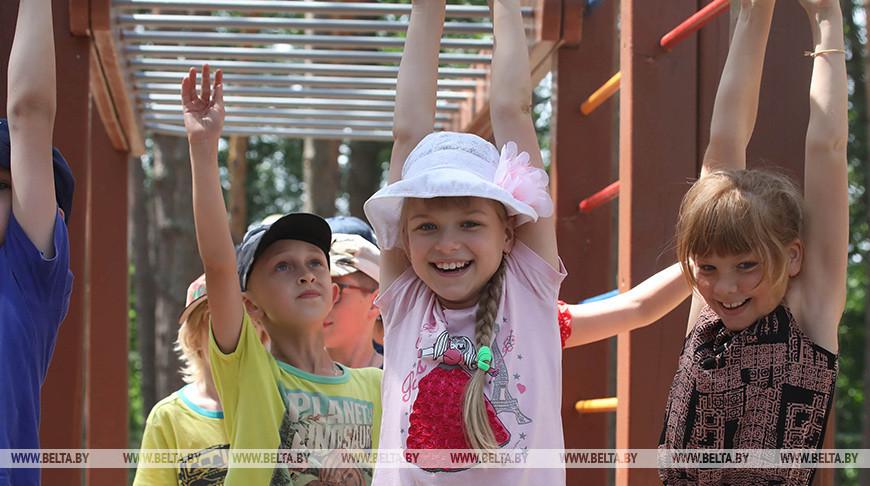 Работу летних оздоровительных лагерей организуют по заявительному принципу