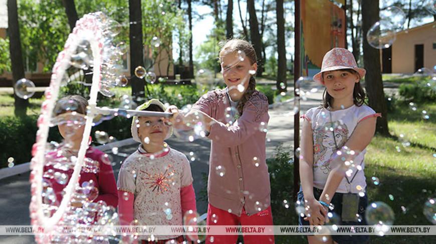 Около 24 тыс. детей планируют оздоровить летом в Брестской области