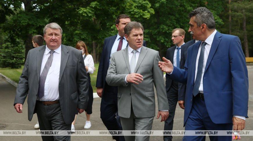 Летние детские лагеря в Беларуси заполнены почти на 80% — Петришенко