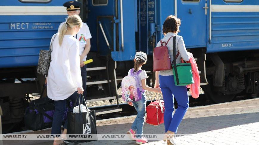 БЖД назначила дополнительные поезда для гостей праздника «Купалье» вАлександрии