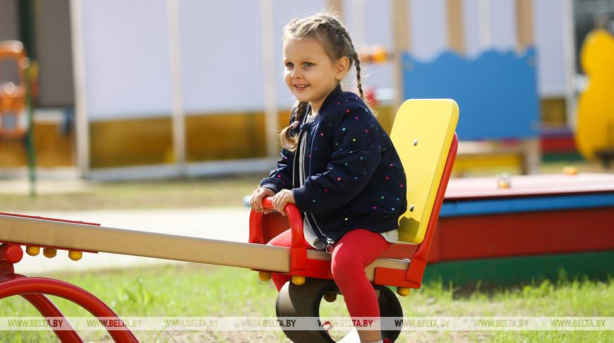 Детские сады, спортивные объекты и светомузыкальный фонтан откроются в Минске ко Дню Независимости