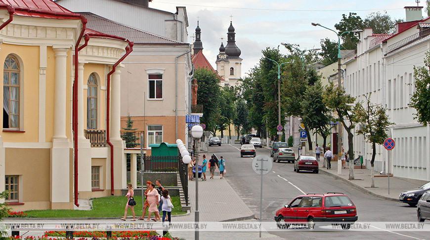 Проект улучшения городской мобильности разрабатывают для Пинска