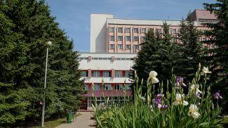 10-я городская клиническая больница Минска. Фото из архива