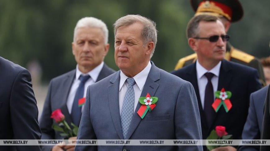 Лис - Белорусам надо гордиться достигнутым за годы независимости
