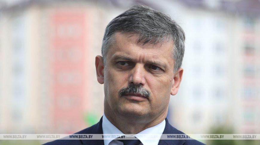Ковальчук: в ближайшие годы в двух-трех районах каждой области появятся новые спортивные комплексы
