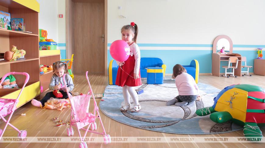 Детский сад по ул. Мястровской в Минске возведут в рекордные сроки