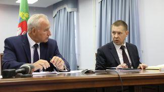Николай Шерстнев и Борис Ефремов. Фото из архива