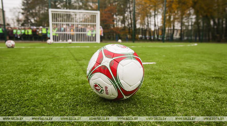 Новое футбольное поле в Барановичах планируют обустроить до конца года