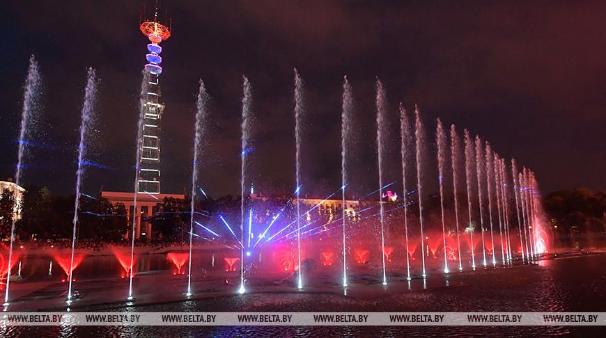 Светомузыкальный фонтан. Фото из архива