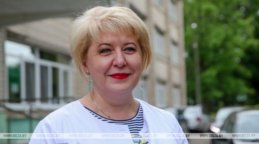 Жанна Казаченок