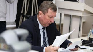 Александр Рогачук. Фото из архива