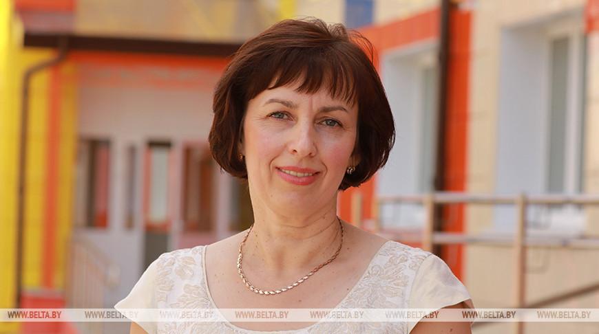 Наталья Вежновец