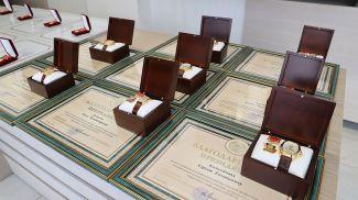 Награды для медиков