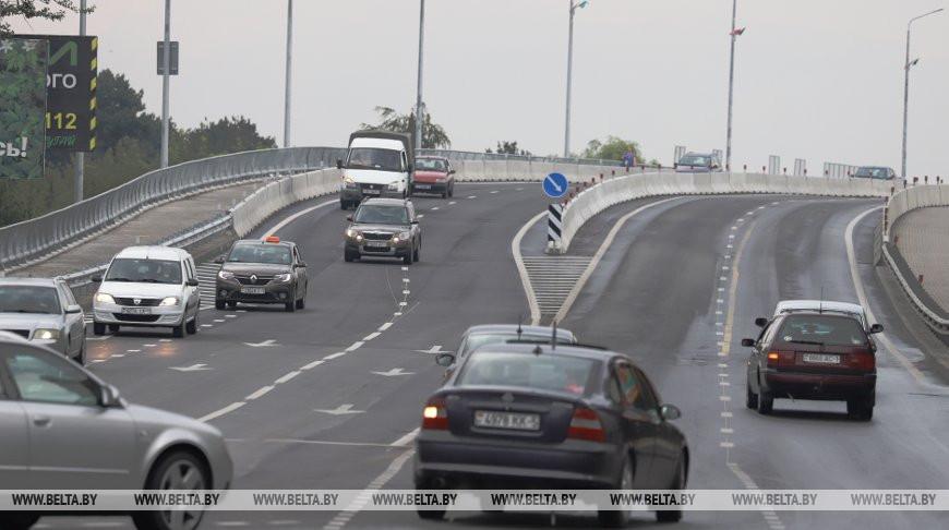Обновленный после реконструкции путепровод открыли в Барановичах