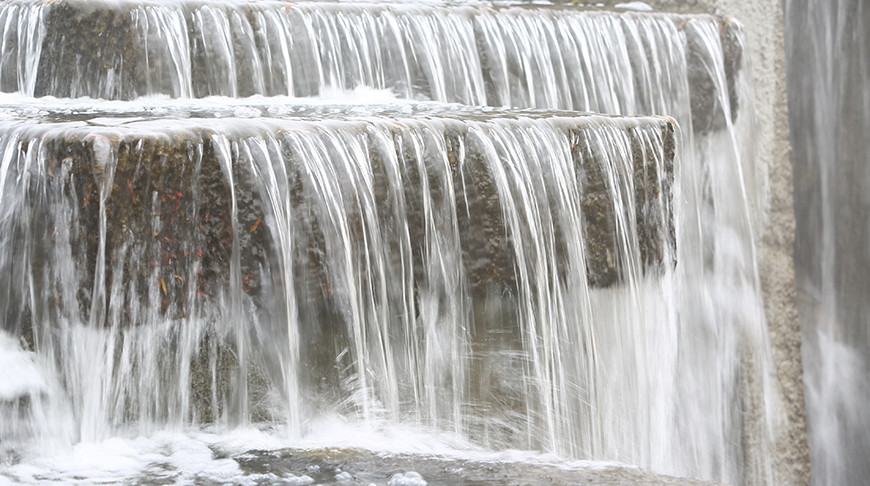 Водопад на Слепянской водной системе. Фото из архива