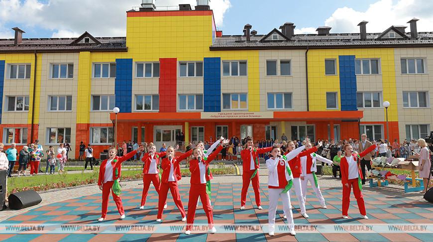 Обновленная детская больница заработала в Бобруйске